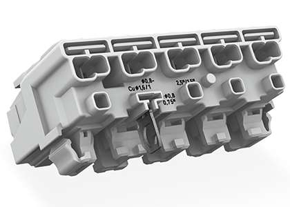 TOPJOB® S Installation Rail-Mount Terminal Blocks