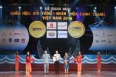 Etec vinh dự nhận giải thưởng top 50 nhãn hiệu nổi tiếng Việt Nam năm 2014