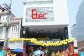 Lễ khai trương trụ sở văn phòng mới Etec