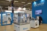 Delta giới thiệu giải pháp sản xuất thông minh linh hoạt tại SPS Parma 2018
