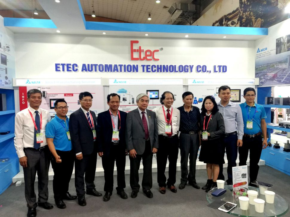 Thank You To Customers Visiting The International Control And Automation Exhibition - Vcca 2019