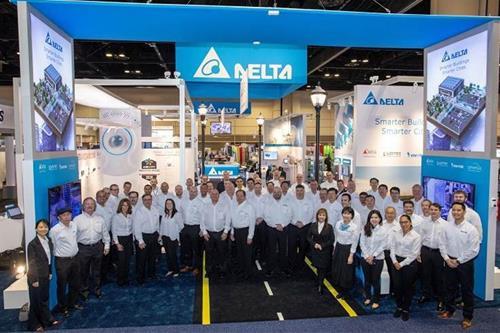 Delta quảng bá sản phẩm IA cho thị trường Ấn Độ tại ELECRAMA EXPO 2020