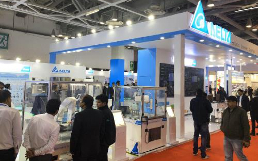 Delta Promotes IA Products for India at ELECRAMA EXPO 2020