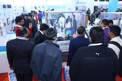 Delta Promotes IA Products for India at ELECRAMA EXPO 2020