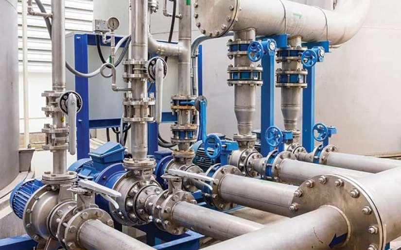 VFD-CP2000 tiết kiệm điện trong hệ thống bơm điều áp