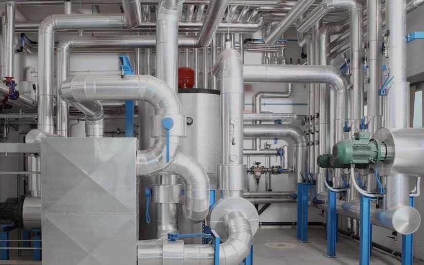 Bảng điều khiển Delta Smart HVAC