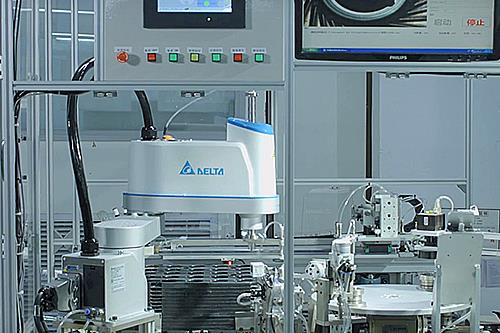 Delta SCARA Robot for Fan Assembly Line – Excellent Flexible Automated Manufacturing