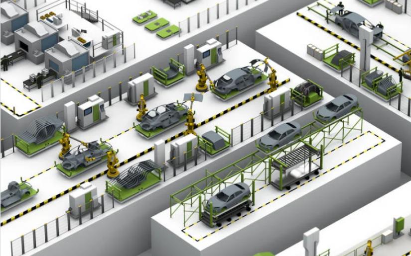 Ngành công nghiệp ô tô - Wago