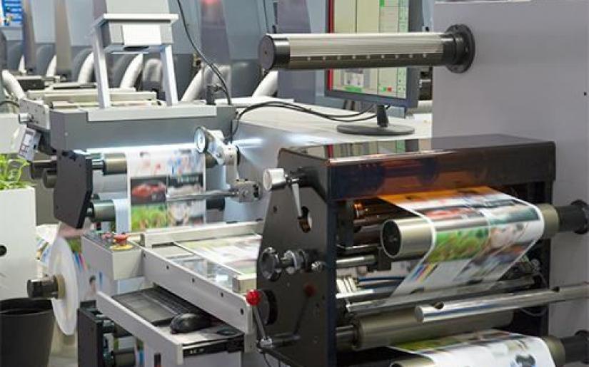 Giải pháp IoT Delta mang lại hiệu quả cao cho các nhà sản xuất máy in và nhà in (end user)