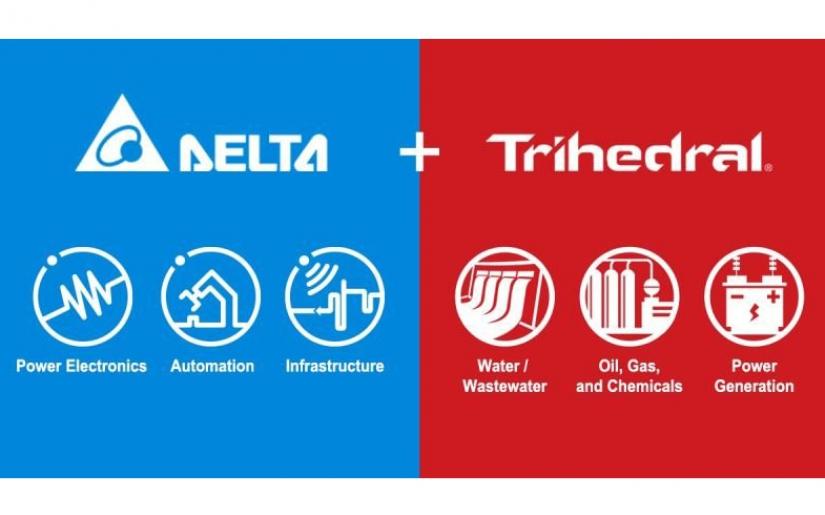 Delta thông báo về việc mua lại Công ty phần mềm SCADA và IIoT của Canada để tăng cường hoạt động kinh doanh mảng tự động hóa công nghiệp và các giải pháp tích hợp hệ thống.