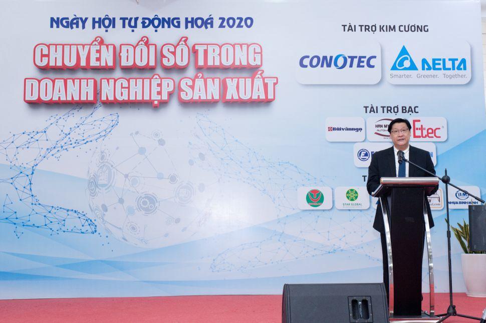 Ngày hội Tự động hóa 2020: Chuyển đổi số trong doanh nghiệp sản xuất