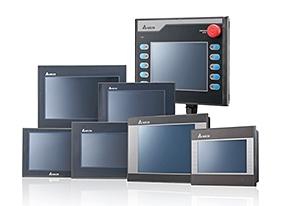 Màn hình cảm ứng HMI - DOP 100 Series