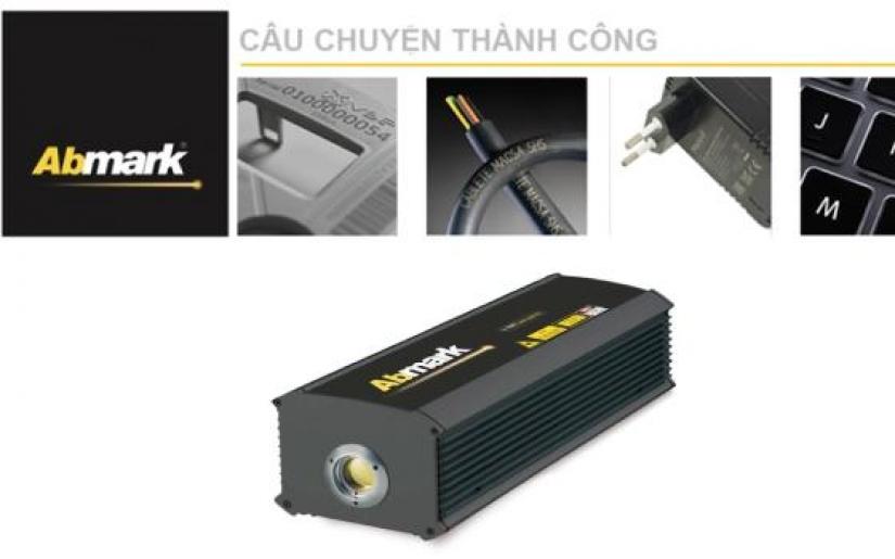 Sử dụng công nghệ CO2 Laser in nhãn mác trên bìa carton