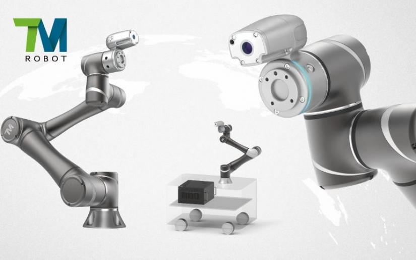 KIỂM TRA CHẤT LƯỢNG VÀ ĐO LƯỜNG CHÍNH XÁC VỚI TECHMAN ROBOT