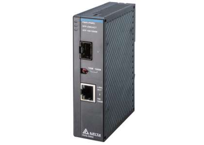 Ethernet-to-Fiber Media Converter