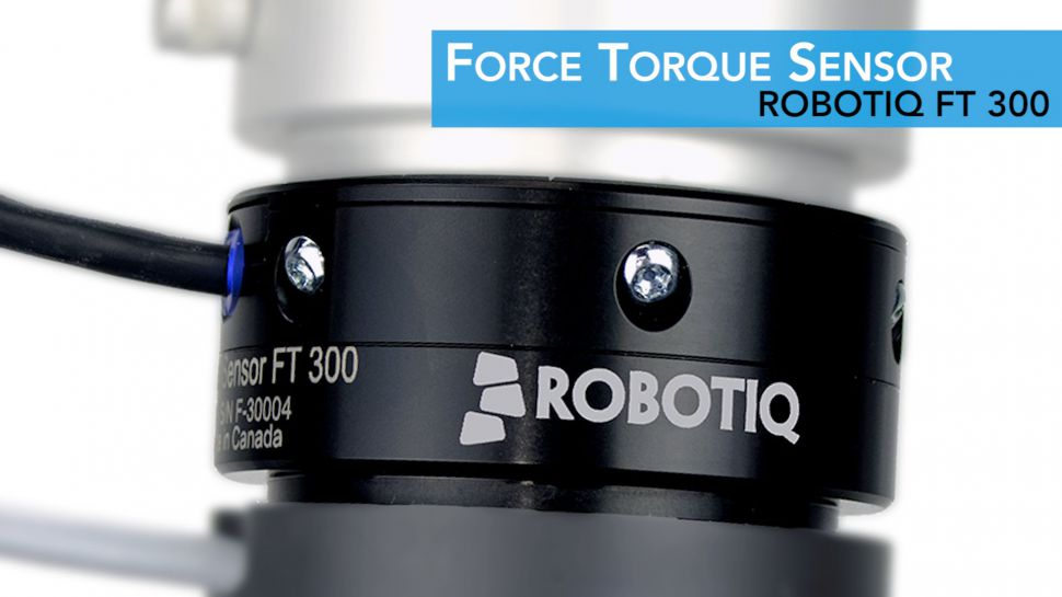 FT 300 Force Torque Sensor
