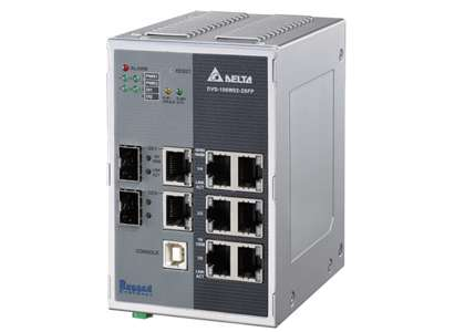 Managed Switch-DVS-108