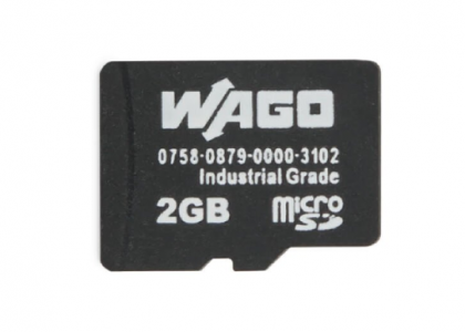MicroSD Memory Card, SLC-AND, 2GB, Temperature (-40->90 độ C)