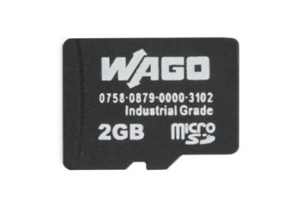 MicroSD Memory Card, SLC-AND, 2GB, Temperature (-40->90 độ C)