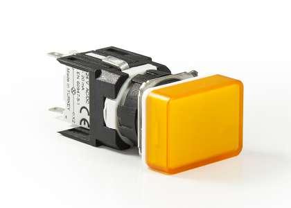 Đèn Báo Dòng D, 16mm