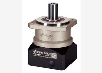 Planetary Gearboxes - Output Shaft - Precision Spur type - PGE