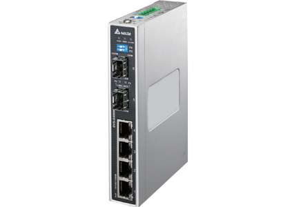 PoE+ Unmanaged Switch- DVS-G406W01-2GF