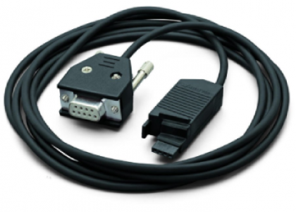 RS-232 Communication cable, RS-232 (SUD-9 pole), Service interface I/O System 750