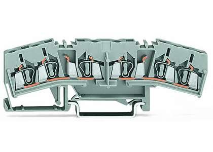 Khối cầu đấu dạng Matrix DIN rail