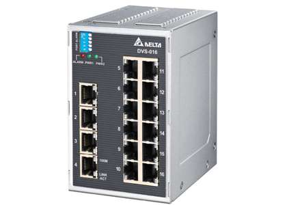 Unmanaged Switch- DVS-016