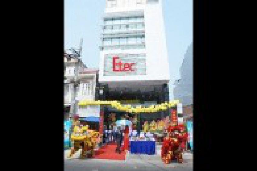 Etec - Văn phòng mới - cột mốc đánh dấu chặng đường 15 năm