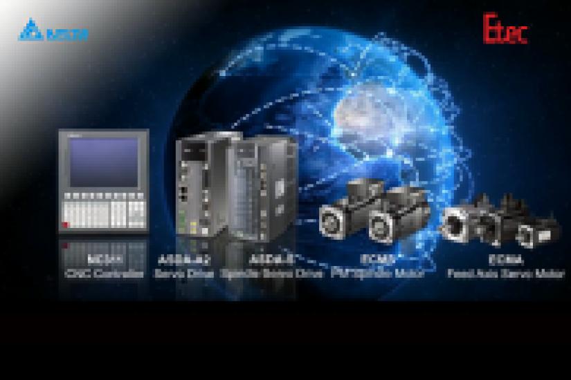 Giải pháp CNC Delta - Trung tâm gia công máy dọc
