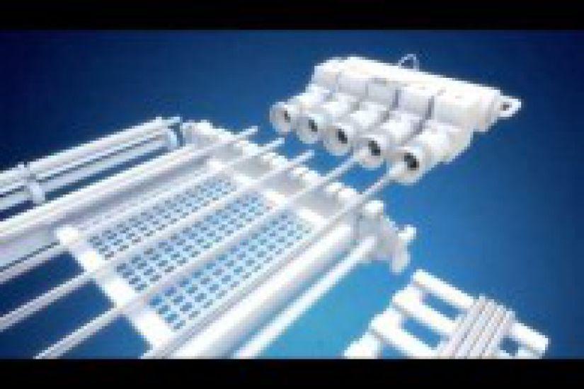 Hướng dẫn lắp biến tần cho máy cán thép, biến tần Delta, máy cán thép